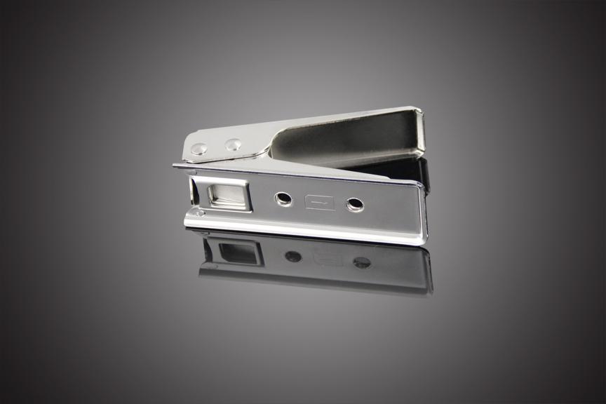 Noosy Micro SIM Card cutter - Klipper ditt SIM kort til Micro-SIM størrelse (Passer til iPhone 4)