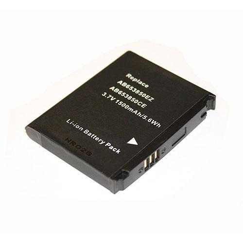 Samsung I8000 OmniA II batteri til Mobiltelefon 1500mAh 3,6/3,7V