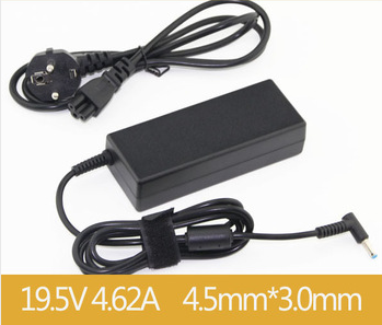 HP PC lader / AC adapter - 19,5V 90W 4,5 x 3,0mm